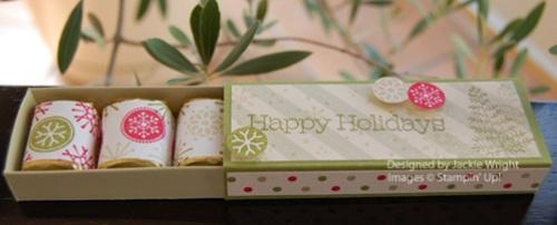 Happy Holidays NuggetBox
