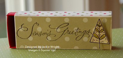 Seasons Greeting NuggetBox