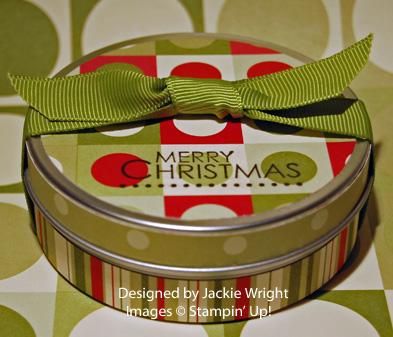 Christmas Tin#2