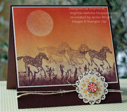 Brayered Sky Wanted card