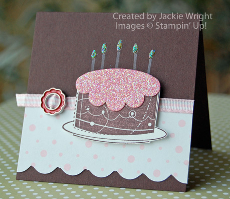 Birthday Whimsy 3″ x 3″