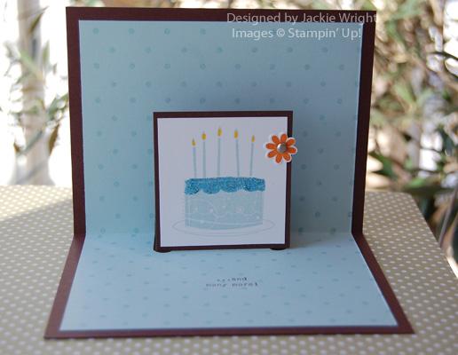 Happy Birthday Pop Up Card Jackies Blog