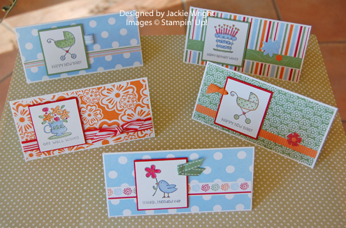 Summer Days Simply Scrappin card kit PP