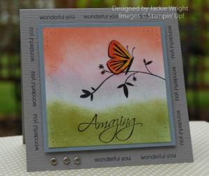 Amazing card