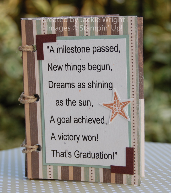 Thank You For Your Generous Gift Quotes: A Graduation Gift/inspiration Holder