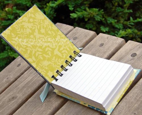 Mini Notebook inside2