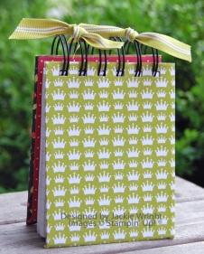 Mini Notebook Rockabilly front2