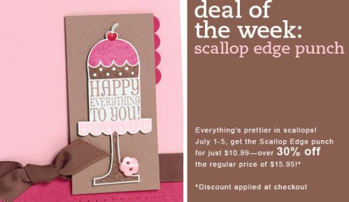 Deal of the Week July 1-5