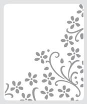 elegant bouquet textured impressions