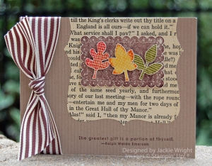 Greatest gift Falling Leaves2