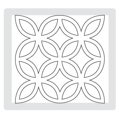 lattice bigz die
