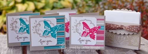 for you gift card set