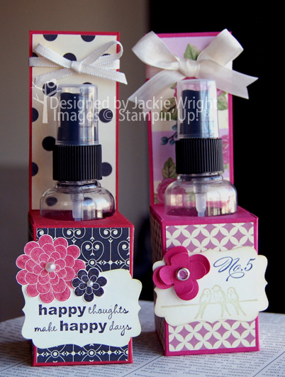 Hostess gift/door prize ideas | Jackie's blog