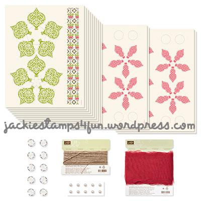 Ornamental Elegance kit contents - www.jackiestamps4fun.wordpress.com