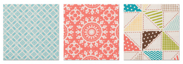 Tea for Two Designer Fabric, item #129308 - www.jackiestamps4fun.wordpress.com