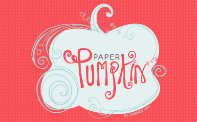 Paper Pumpkin - www.jackiestamps4fun.wordpress.com