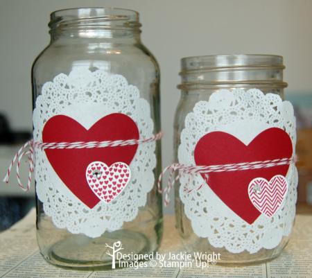 Valentines Jars - www.jackiestamps4fun.wordpress.com