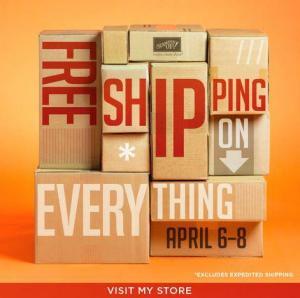 Free shipping - www.jackiestamps4fun.wordpress.com